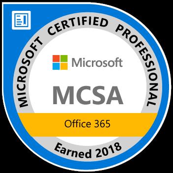 Microsoft Certified Professional MCSA